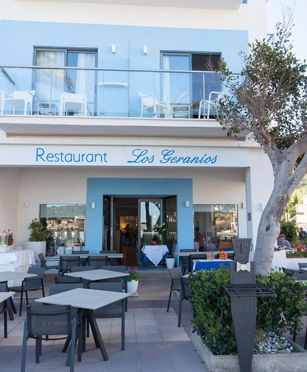 Restaurant Hotel Los Geranios