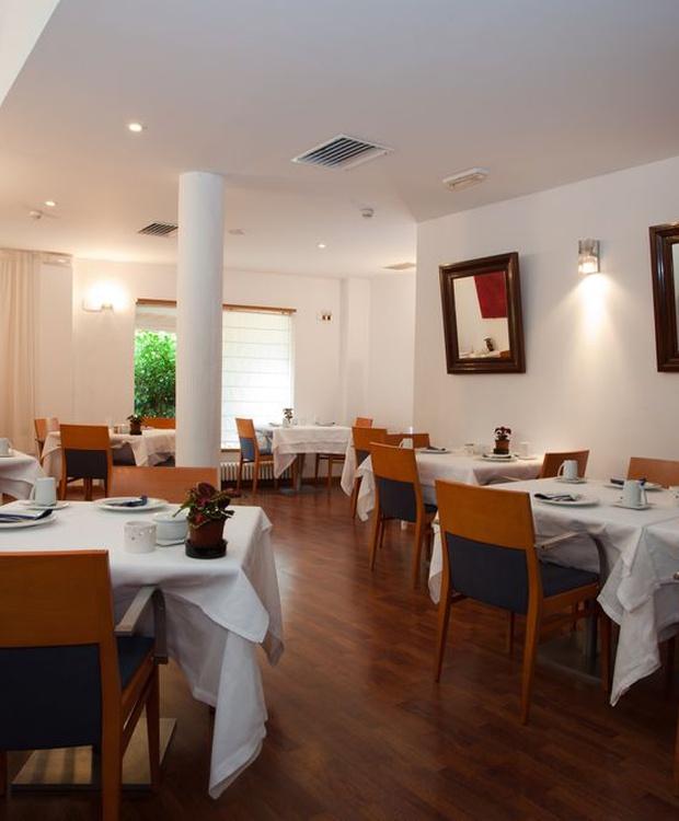 Frühstücksraum Hotel Los Geranios