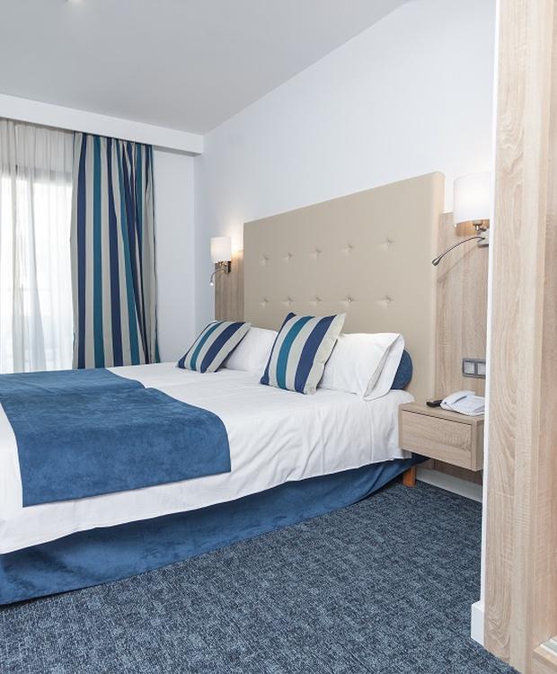 Zimmer Hotel Los Geranios