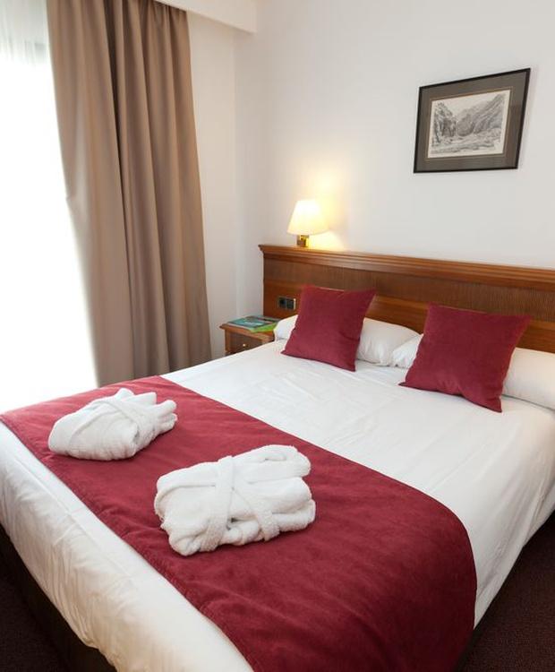 Einzelzimmer Hotel Los Geranios